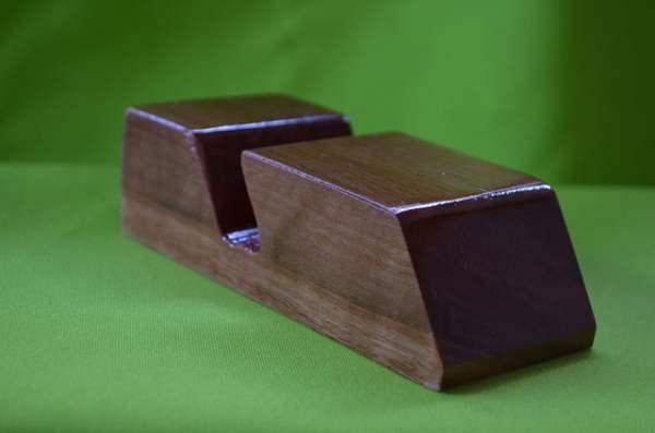 Suporte de madeira para celular SMC002