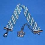 esquema para fazer pulseira de miçanga no tear 001
