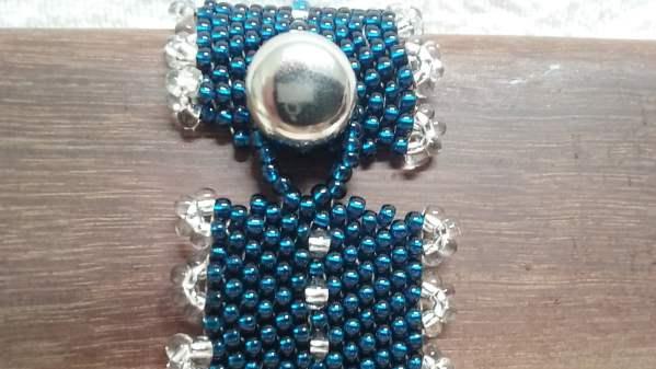 pulseira de miçangas 012 3