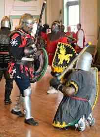 Comes Tindal vs. Prince Timothy. Photo by Lord Simon.