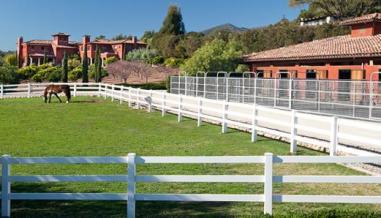 Toro Canyon farm