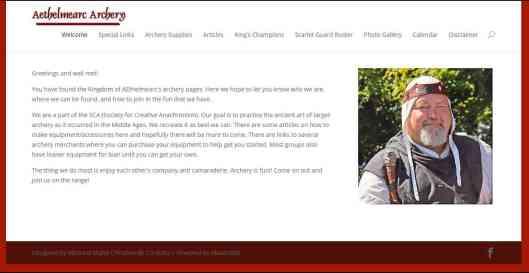 archery website