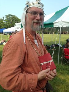 Master Langdon. Photo by Lady Edana the Red,