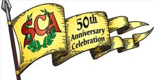 SCA 50 logo