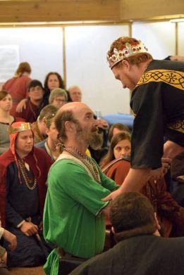 Lord Eoin MacPadraig. Photo by Master Fridrikr.