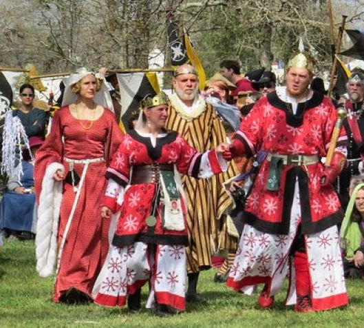 Royalty announce alliance opening ceremonies Urho