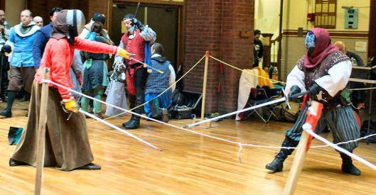 Fencing Eyrny