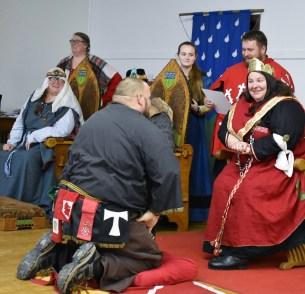 Fasching-Lord Tufa Die Munthus