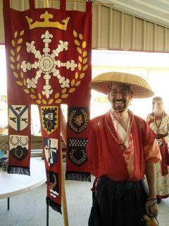 Lord Ishiyama. Photo by Mistress Hilda