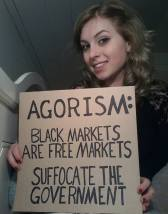 Agorism = effective strategy for change