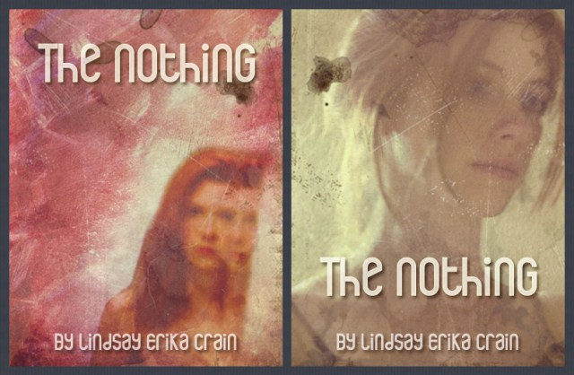 The Nothing - two covers