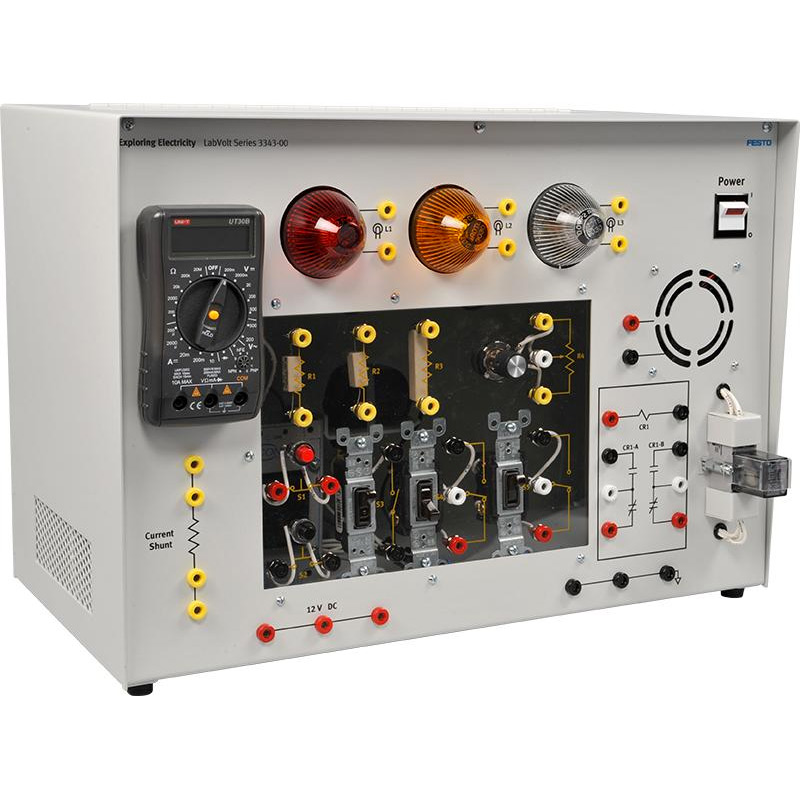 Electronic Engineering Project For Technical Study 12vdc To 230vac