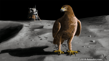 System Drake On The Moon-AA 1280