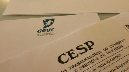 AEVC inicia negociação do Contrato Colectivo de Trabalho do Comércio Retalhista do Distrito de Viana do Castelo