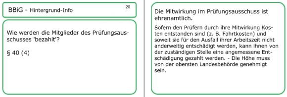 Sämtliche fachlichen Details für Ihren Ausbilderscheinfinden Sie auf der AEVO-Lernkartei.