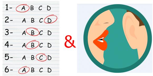 Symbolbild: schriftliche und mündliche Ausbildereignungsprüfung