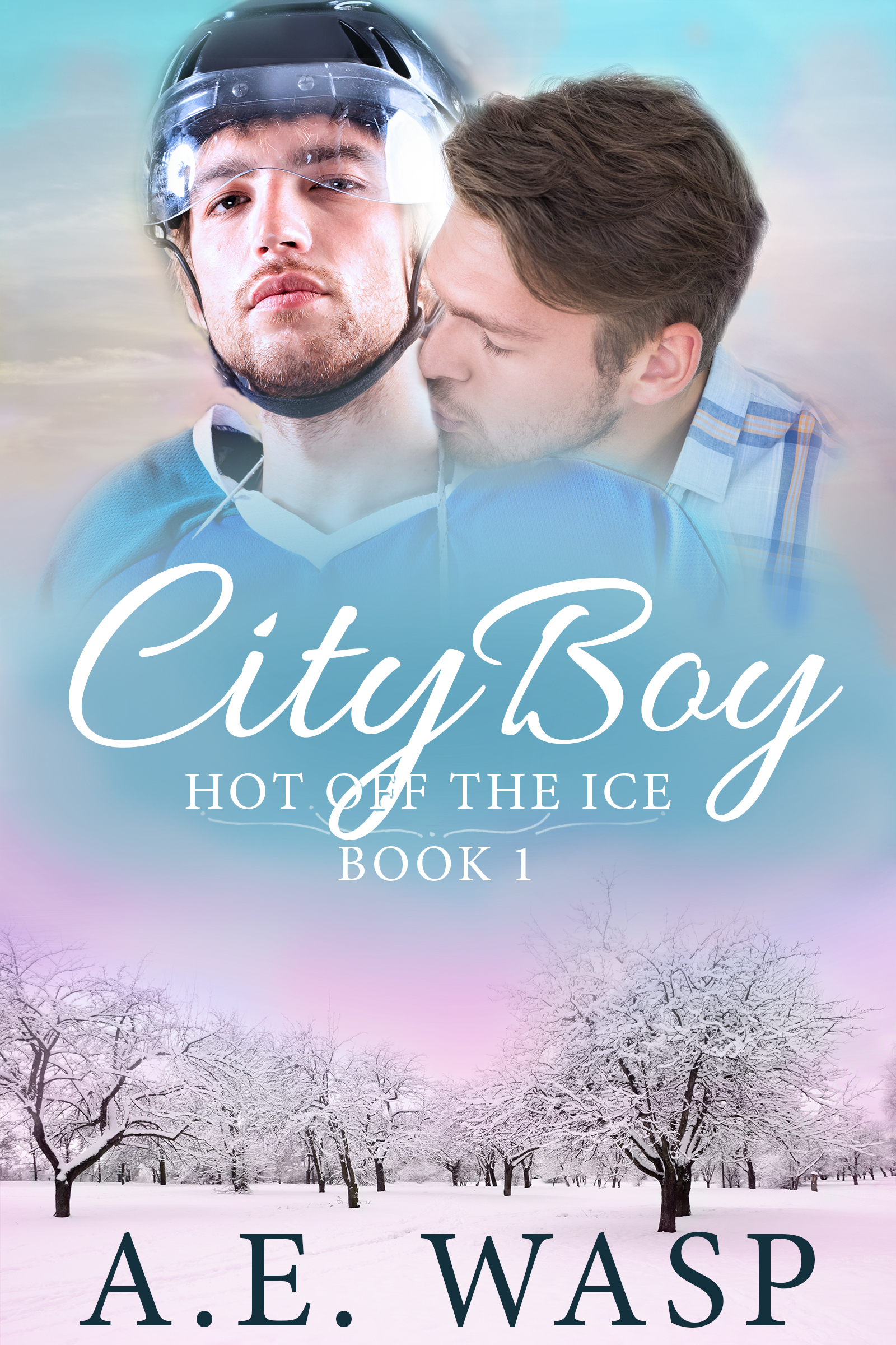 City Boy Hot Off the Ice cover