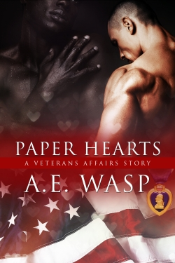 Paper Hearts a Veterans Affairs novel cover