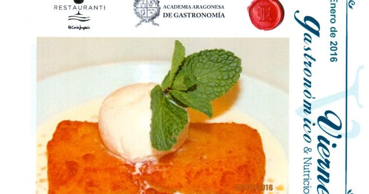 Ciclo de Conferencias de las Academias Gastronómicas de España