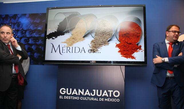 Mérida toma el testigo de Guanajuato como Capital Iberoamericana de la Gastronomía