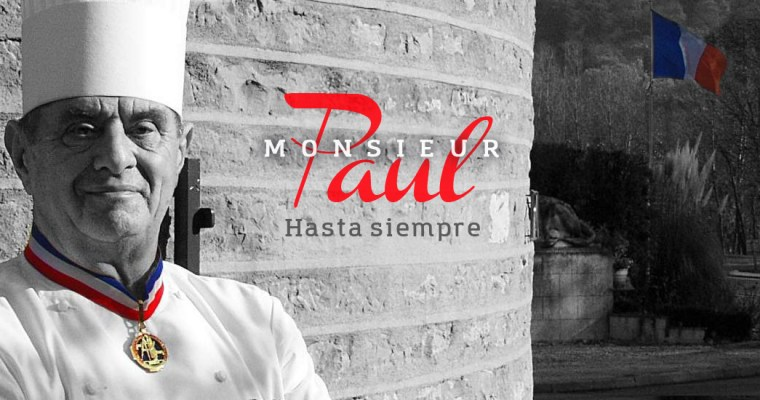 Hasta siempre Monsieur Paul
