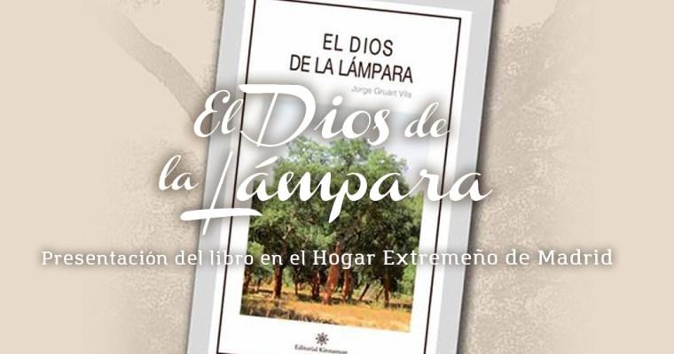 Presentación del libro «El Dios de la Lámpara»