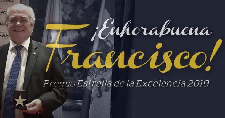 ¡Enhorabuena Francisco!