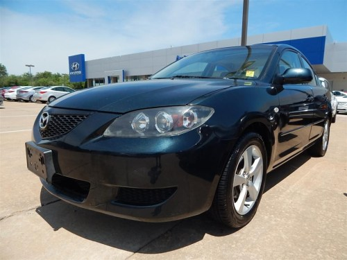 small resolution of pre owned 2005 mazda3 i base