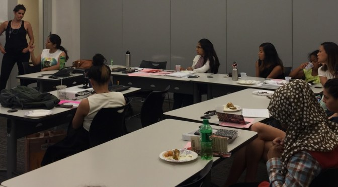 Militarism, Militarization and Its Assault on Women of Color Communities   SSoWA NYC Session 3