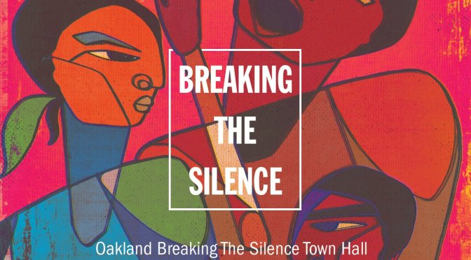 SF Bay Area | Breaking the Silence Town Hall on Girls & Women of Color on February 27