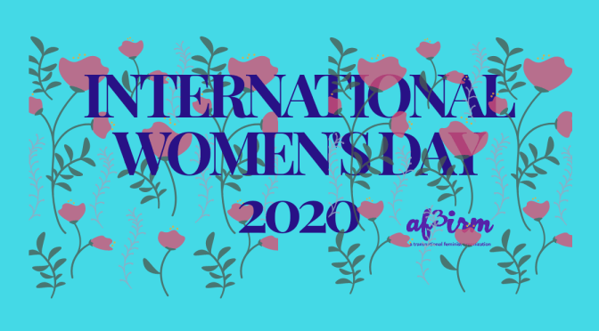 BUILDING POWER, AMPLIFYING VOICES: INTERNATIONAL WOMEN'S DAY 2020