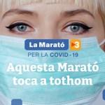 campanya Marató per la COVID19