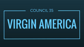 Virgin America (SFO, LAX, JFK) – Council 35