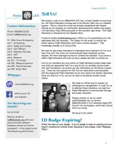 Newsletter - August 2016  copy2