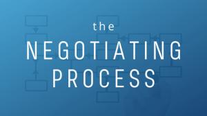 The Negotiating Process