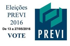 Aposentados participam das Eleições PREVI 2016