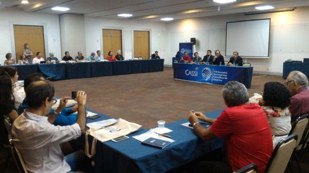 VIII Encontro Nacional do Conselho de Usuários da CASSI (1)
