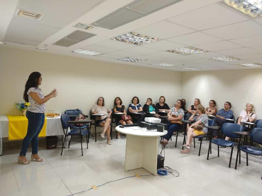 CASSI promove palestra sobre saúde e sexualidade da mulher
