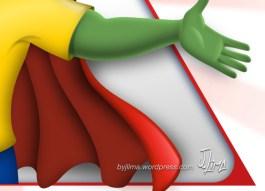 Super Dino Danoninho danone mascot design character design croqui color 3d 1 by jlima
