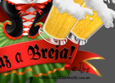 moça mulher garota loira cerveja shops caneca desenho personagem mascote garçonete girl woman girl blonde beer shops mug drawing character mascot waitress design desenho 3d PS PSD Phosotoshop wacom huion jlima j.lima concept art 4