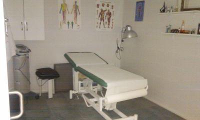 Sala de fisiopterapia
