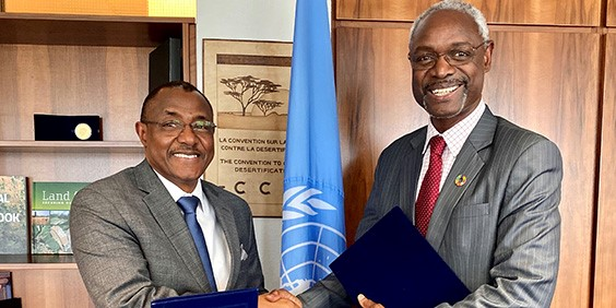 Insurance key as African Risk Capacity and UN sign deal to boost financial tools