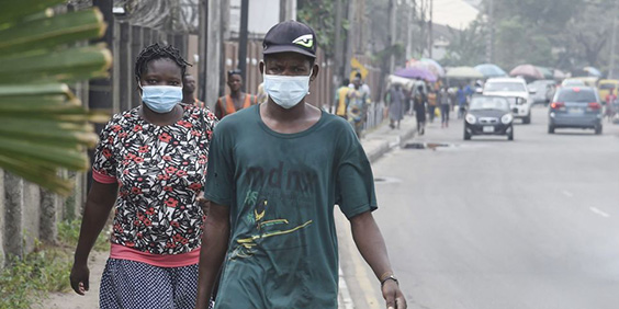Climate change set to impact future pandemics