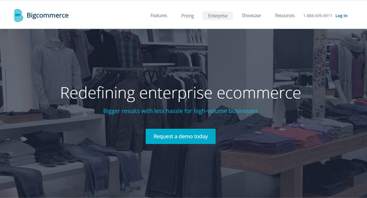 BigCommerce Software eCommerce Terbaik