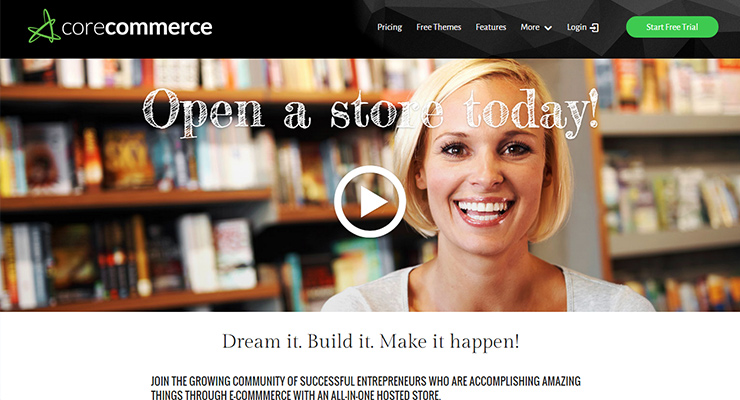 CoreCommerce Software eCommerce Terbaik