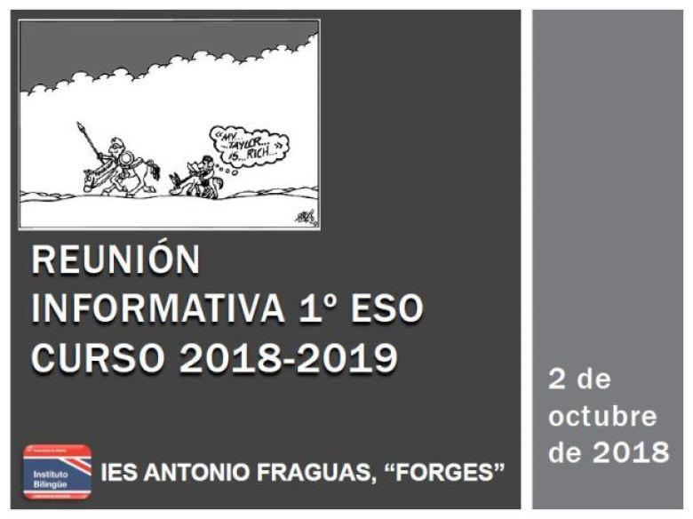 Presentacion 1 ESO