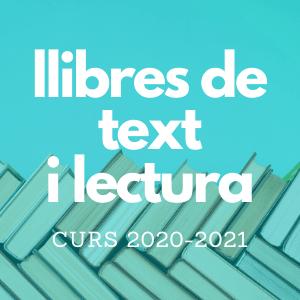 llibres de text i lectura
