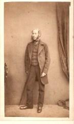 James WALKER (standing)