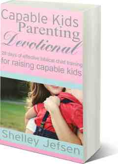 parenting devotional child training a family meeting