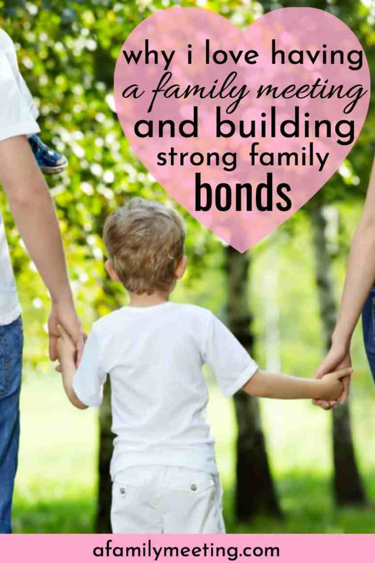 Since you're considering how to have a family meeting, whether you should have a weekly family meeting or a monthly family meeting, family meeting ideas, and how to create a strong family bond let me tell you why I love holding a family meeting every week before you have your first time family meeting. #afamilymeeting #familybond #strongfamily #familygoals #familyfuture